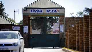 Lindela Repatriation Centre in Krugersdorp. Picture: Adrian de Kock