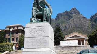 POSER: The courts should be used to decide on the removal of the Rhodes statue at UCT, says the writer, not through majority voting involving a largely white alumni.