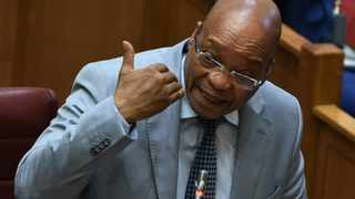 President Jacob Zuma responding to oral questions at the National Council of Provinces in Parliament,Cape Town. 14/05/2015Kopano Tlape, GCIS.