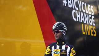 "MTN-Qhubeka's Natnael Berhane was called a ""n****r"" by Branislau Samoilau during the fourth stage of the Tour of Austria."