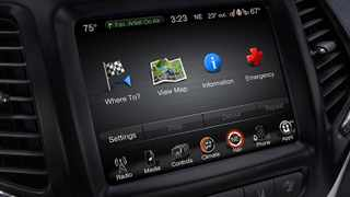 The hack was possible because of the Uconnect infotainment system that connects to the internet.