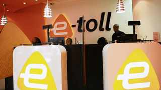 An e-toll outlet in the Irene Village Mall. Sanral says it's a normal business practice to adjust forecasts frequently. Picture: Thobile Mathonsi