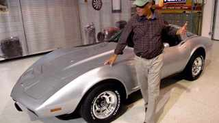 Detroit native George Talley's 1979 Corvette was stolen 33 years ago and recovered last year in Mississippi.  In an act of kindness, General Motors executives who heard of the recovery, offered to bring the car back home to Mr. Talley and restore it on his behalf. With the GM Heritage Center, in conjunction with Autometric Body Shop in Center Line, MI taking over the responsibilities of restoring Mr. Talley's Corvette, we provided an update for him to review at the progress ahead of its official reveal at the Woodward Dream Cruise on August 15, 2015.