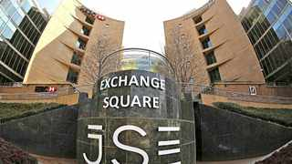 The Johannesburg Stock Exchange. File picture: Siphiwe Sibeko