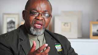 File photo: ANC secretary-general Gwede Mantashe. Picture: David Ritchie