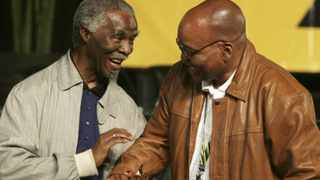 Thabo Mbeki has no links with the Gupta family and did not at any point introduce the family to President Zuma, the Thabo Mbeki Foundation said. File photo: Siphiwe Sibeko