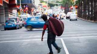 Gangsterism is the biggest culprit forcing people from areas surrounding Bellville and Parow, to end up on the streets of Bellville's CBD. File picture: Henk Kruger