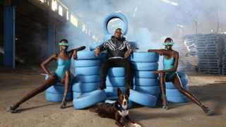 Cassper Nyovest, seen here in the video of his song Mr Madumane (Big $pendah), will enjoy the magic of compound interest by having started saving young.