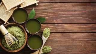 Japanese Matcha tea will come to your rescue for anxiety Picture: Pexels