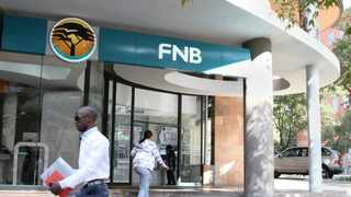 FNB Picture: Bloomberg