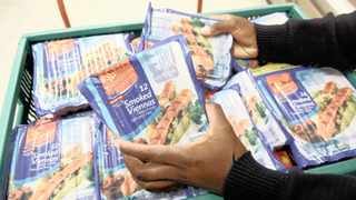 Retailers scrambled to remove Enterprise processed meat products from shelves after the announcement by the Minister of Health, Aaron Motsoaledi, on Sunday that a production facility in Polokwane, Limpopo, was identified as the source of the listeriosis outbreak. Picture: Karen Sandison/African News Agency/ANA