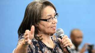 The City of Cape Town caucus has supported the motion of no confidence to sack Patricia de Lille as mayor and leader of the DA caucus. File photo: INLSA