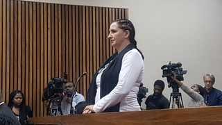 Convicted racist Vicki Momberg was handed a three-year sentence, with one year suspended, for her racist rants in the Randburg Magistrate's Court  last Wednesday.  She was denied bail pending an appeal application.Picture: African News Agency (ANA)