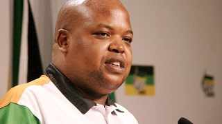 ANC Youth League president Collen Maine. Picture: Nhlanhla Phillips/African News Agency (ANA) Archives