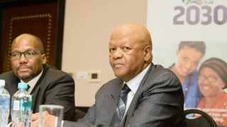 Minister Jeff Radebe says South Africa needs a new refinery. Photo: Supplied