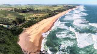 The beautiful and pristine coastline at Tinley Manor, 10km north of Ballito, is to get a unique and longed-for beach resort run by an international hotel operator.