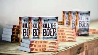'Kill the Boer', a book that is causing controversy.