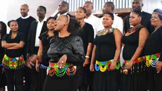 iGugu le Kapa Chamber Choir from Gugulethu will be among the choirs to perform in honour of Nelson Mandela at St George's Cathedral.