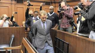 Henri van Breda's legal team 'nitpicked' as they tried to convince the Western Cape High Court why he should be granted leave to appeal against his three life sentences. Picture: Henk Kruger/African News Agency (ANA)