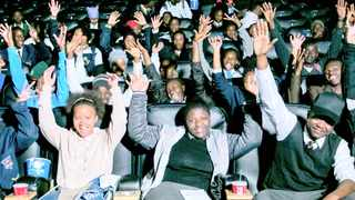 The cinema has become a classroom for many city learners.