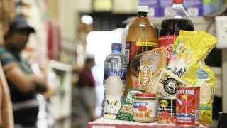 DANGEROUS: These original grocery products have been identified as some of the popular items that are being cloned in the illicit food market. Scores of posts are doing the rounds on social media warning of fake foods that pose a possible health threat, including baby formula.   Picture: ANA Pictures