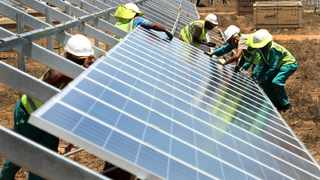 Technology and the Green Economy could be the future for SA and the province in particular now that manufacturing was no longer the force in the economy. Picture: Nicholas Rama/African News Agency (ANA) Archives