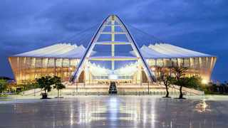 MOSES  Mabhida Stadium will be the hosting the sport forum.