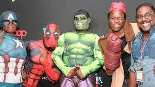 Comic Con Africa will see the best of the best in the industry of superhero comics to gaming, and fans will get the opportunity to see some of their favourite international stars in person at the Kyalami Grand Prix Circuit and International Convention Centre.