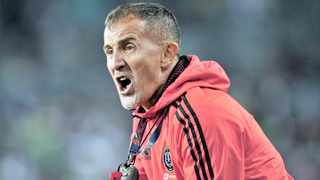 We have to return the smile to the faces of our people – the supporters, says Orlando Pirates coach Milutin Sredojevic. Photo: