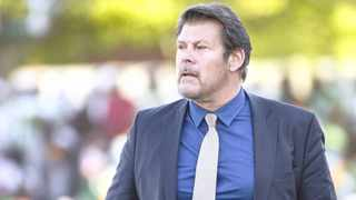 Luc Eymael is back in South Africa, this time at Black Leopards. Photo: Frikkie Kapp/BackpagePix