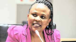 The DA has accused Busisiwe Mkhwebane of compromising the integrity of the Office of the Public Protector by showing a poor understanding of both the law and her own powers. File picture: Cindy Waxa/African News Agency (ANA)