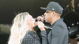 Jay-Z and Beyoncé will be in South Africa for the Global Citizen Festival on December2.     EPA Photo