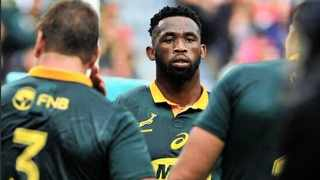 Springbok captain Siya Kolisi  Photo: BackpagePix