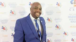 STEVENS MOKGALAPA is in pole position to succeed Solly Msimanga as executive mayor of the metro.
