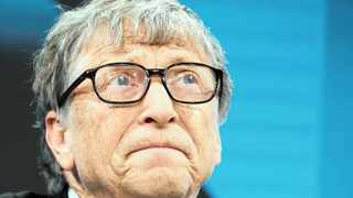 Taxing capital gains income and ordinary income at the same rates would get rid of a lot of complexity, according to Bill Gates. File Image :IOL