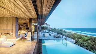 This Zimbali coastal property is listed at R70million.