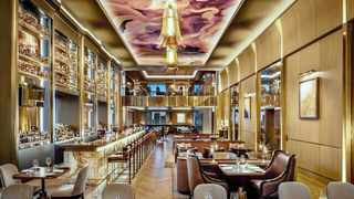 Louix Louis, the St Regis's new restaurant, specialises in food with a Canadian accent. The New York Times