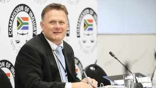 Former Bosasa auditor Peet Venter has told the Zondo commission how Bosasa CEO Gavin Watson instructed him to perform various illegal activities. Picture: Simphiwe Mbokazi/African News Agency (ANA)