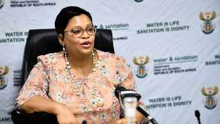 Environmental Affairs Minister Nomvula Mokonyane. Mokonyane's department has published the draft NCCAS for public comment in the Government Gazette. Picture: Phill Magakoe