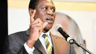 ANC Treasurer General Paul Mashatile speaking to the Professionals and Business people at Coastlands Hotel (Umhlanga). Picture: Sibonelo Ngcobo/AFRICAN NEWS AGENCY