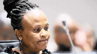 Public Protector advocate Busisiwe Mkhwebane. File photo: Henk Kruger/African News Agency (ANA).