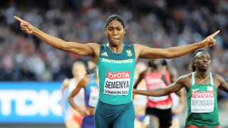 The South African sporting community has come out in support of Olympic champion Caster Semenya in the wake of her losing her appeal against the IAAF's eligibility rules for females yesterday.   REUTERS African News Agency (ANA)