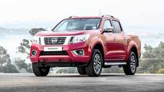 THE FIRST of the Navara models will start rolling off Nissan's production lines in Rosslyn, Pretoria, next year. Nissan believes it will be a major contender in the continental market. The vehicle is not only designed for Africa, but made in Africa by Africans.     IOL
