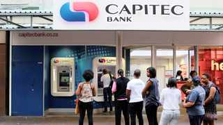 Capitec Bank is planning to employ more than 600 new staff in the next six months as its clients base surged to more than 12.6 million. File Photo: IOL