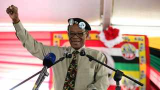 IFP leader Mangosuthu Buthelezi said he hoped that reconciliation between the party and the ANC could be achieved. Picture: Motshwari Mofokeng