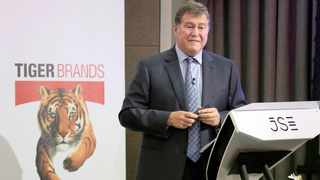 TIGER Brands chief executive Lawrence MacDougall says the maize business saw the most significant period-on-period decline.     Reuters