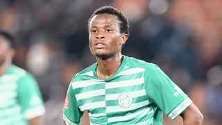 Bongani Sam's face is expressionless as he talks about a season that's been a roller-coaster ride. Photo: BackpagePix