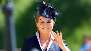 Having had several Botox procedures over the years, the duchess has now turned to laser therapy as it is non-invasive, takes just 90 minutes and does not involve needles. Picture: Reuters