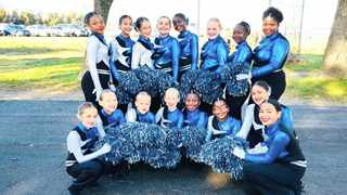 The SA Majorettes and Cheerleading Association's National Championship takes place from June 23 to 25 in East London.     Supplied