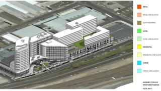 An artist's impression of the development. Picture: Supplied